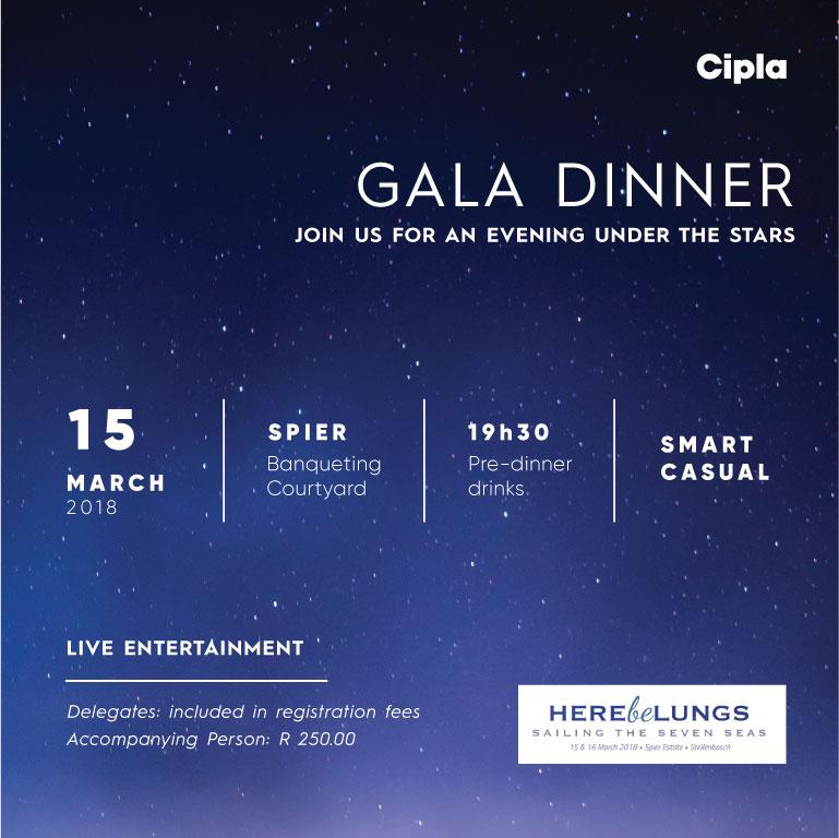 Gala Dinner Invite 13176-03