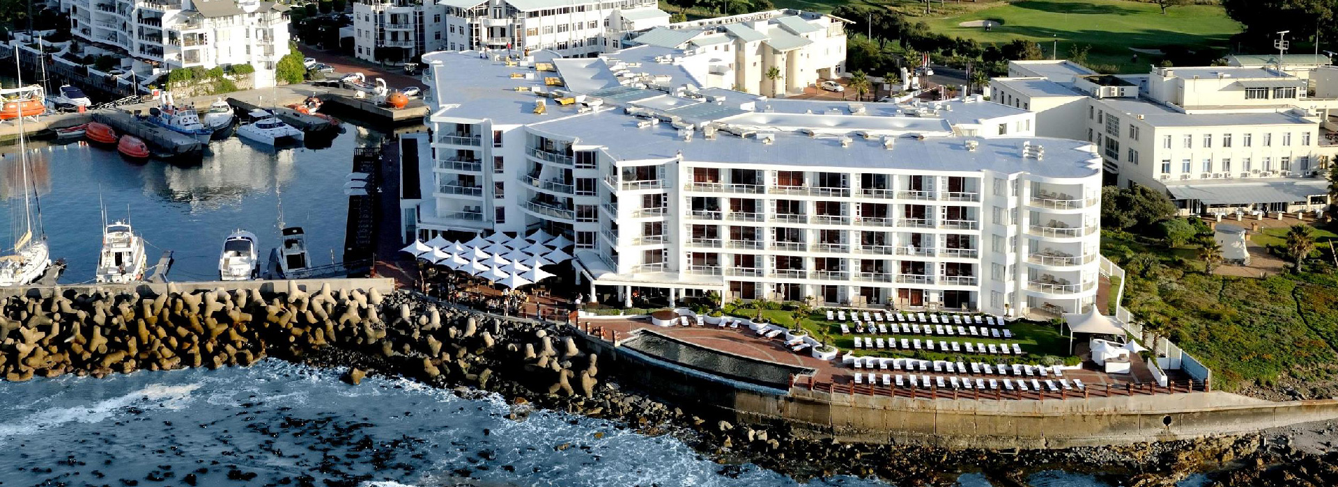 Radisson Blu Cape Town Waterfront View